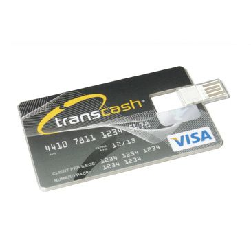 Credit Card USB FlashDrives