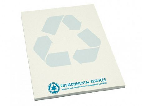 A5 Recycled Eco Note Pads