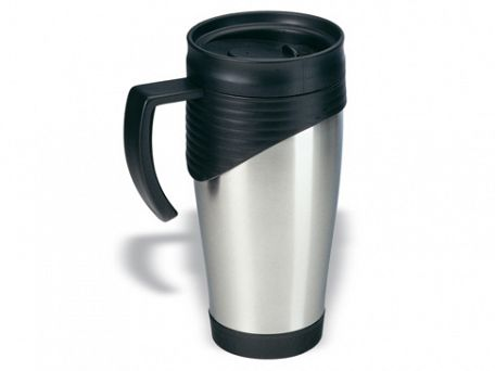 Lunar Stainless Steel Travel Mugs