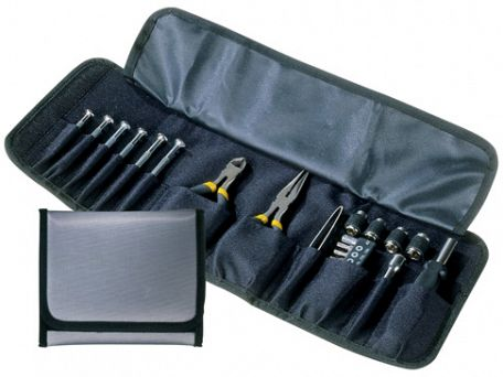 Sheffield 25 Piece Tool Pouches