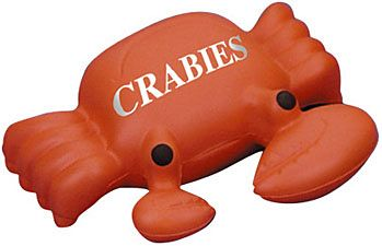 Crab Stress Toys