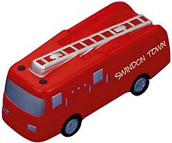 Fire Engine Stress Toys