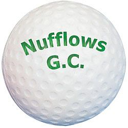 Golf Ball Stress Toys