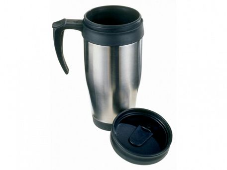 Saturn Stainless Steel Travel Mugs