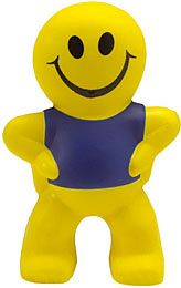 Smiley Man Stress Toys