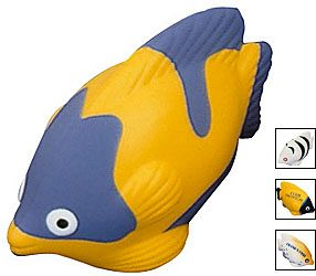 Tropical Fish Stress Toys